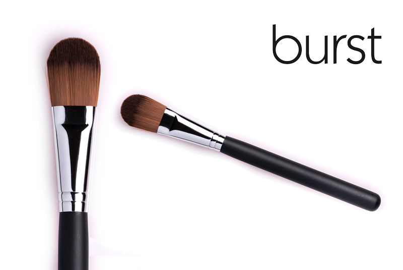 Makeup Brushes South Africa, Johannesburg, Gauteng, Flat Foundation makeup Brush - Synthetic makeup