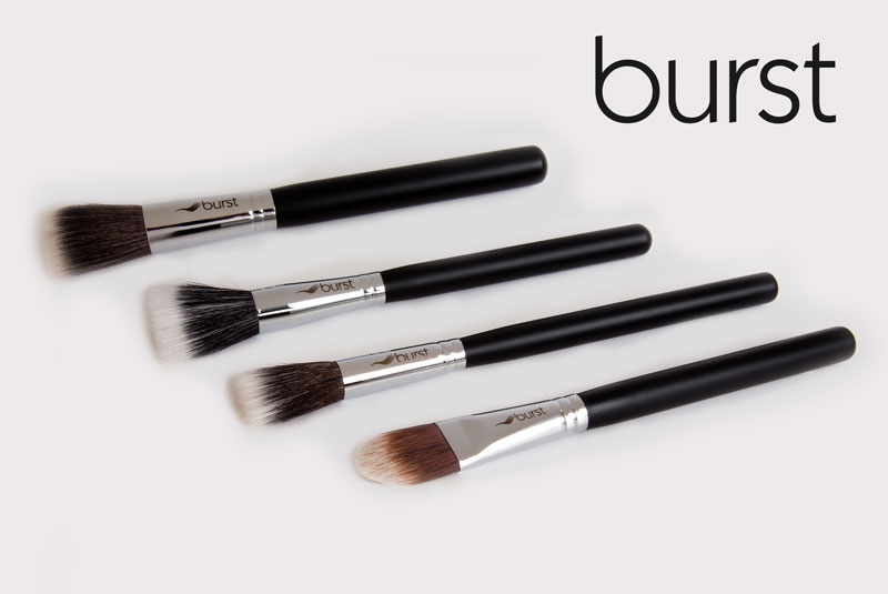 Makeup Brushes South Africa, Johannesburg, Gauteng, Foundation Brush Set (FD 03, FD 04, FD 05) online makeup brushes