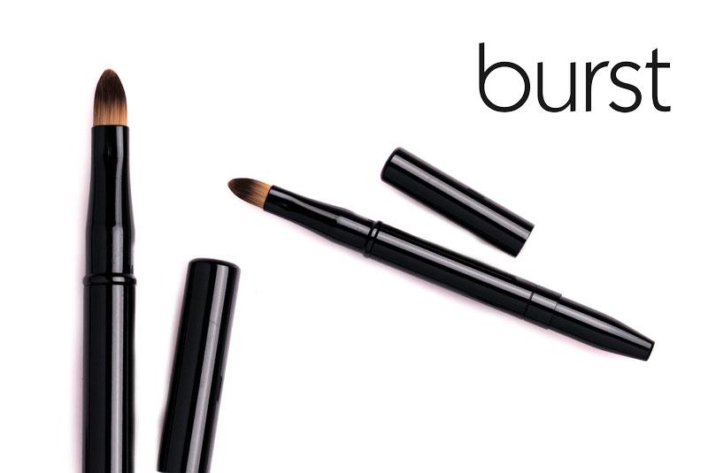 Makeup Brushes South Africa, Johannesburg, Gauteng, Lip Brush with Alluminium Cap - synthetic online makeup brushes