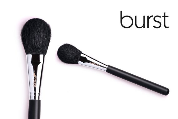 Makeup Brushes South Africa, Johannesburg, Gauteng, Medium Round Blusher Brush - Black Goat online makeup brushes