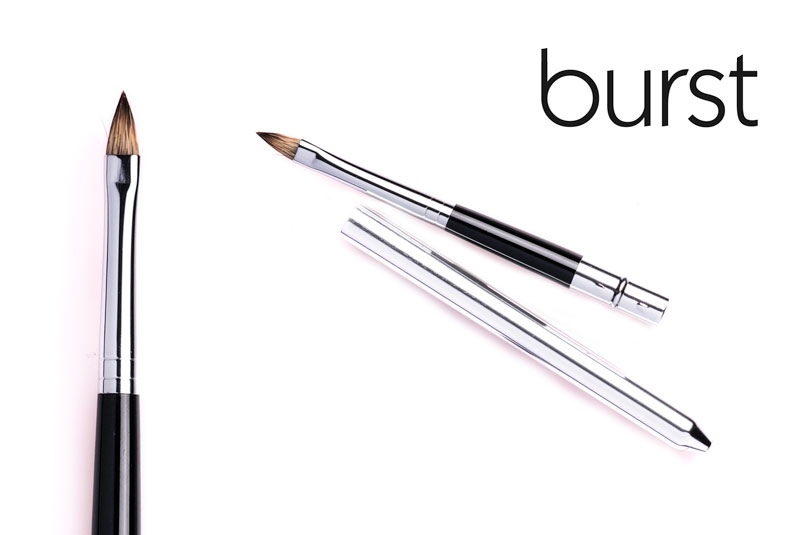 Makeup Brushes South Africa, Johannesburg, Gauteng, Retractable Double Ends Lip Brush - Synthetic (replace LB 01) online makeup brushes