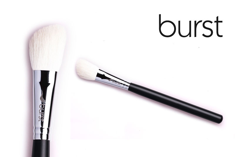 Makeup Brushes South Africa, Johannesburg, Gauteng, Slanted Contouring Brush - White Special Goat online makeup brushes