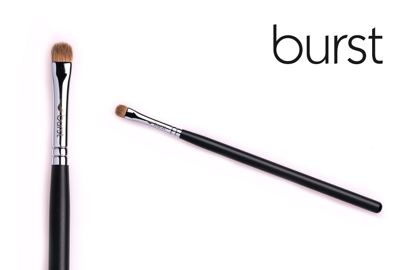 Makeup Brushes South Africa, Johannesburg, Gauteng, Small Flat Eyeshadow Brush - Sable online makeup brushes