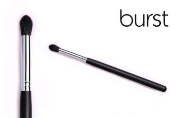 Makeup Brushes South Africa, Johannesburg, Gauteng, Soft Rounded Blending Brush - Black Goat online makeup brushes