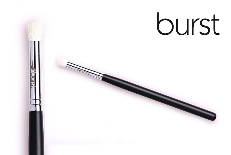 Makeup Brushes South Africa, Johannesburg, Gauteng, Soft Slanted Blending Brush - White Special Goat online makeup brushes