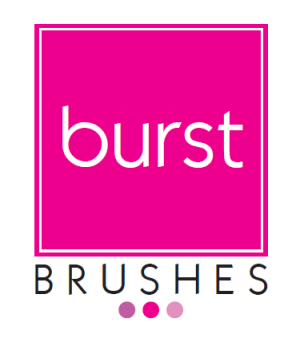 Burst Makeup Brushes
