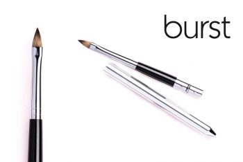 Makeup Brushes lip brush Johannesburg Lip Brush with Alluminium Cap - synthetic LB01