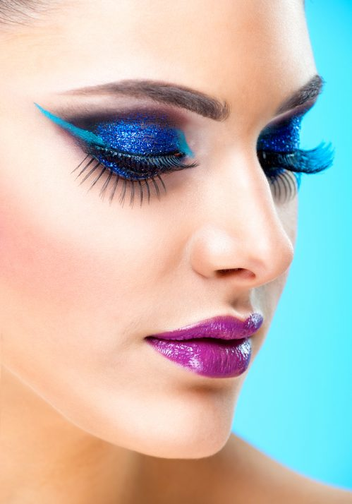 You can wear bold, bright colours | Burst Brushes