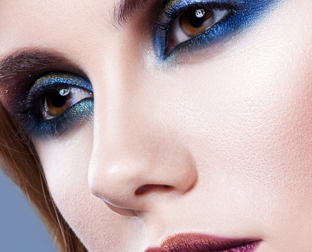 10 Blue Eye Shadow Looks We Love | Burst Brushes