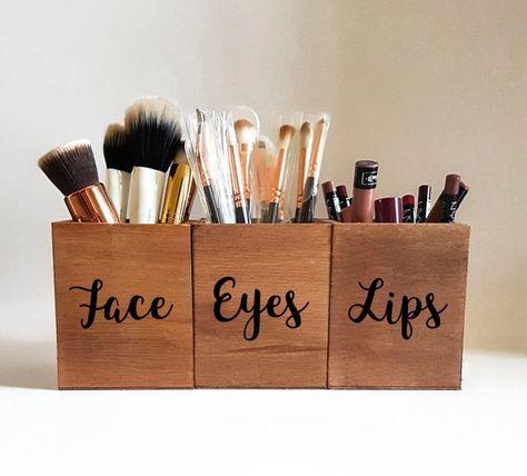 The best makeup brush organisers|Burst Makeup Brushes
