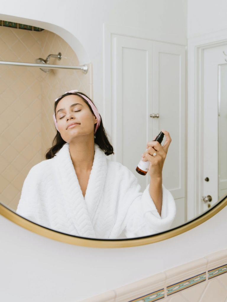 Skincare for all skin types   Burst Makeup Brushes